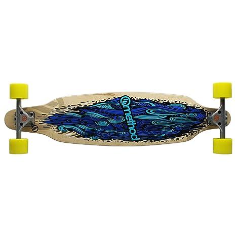 Método dylithium C flujo azul Longboard completo