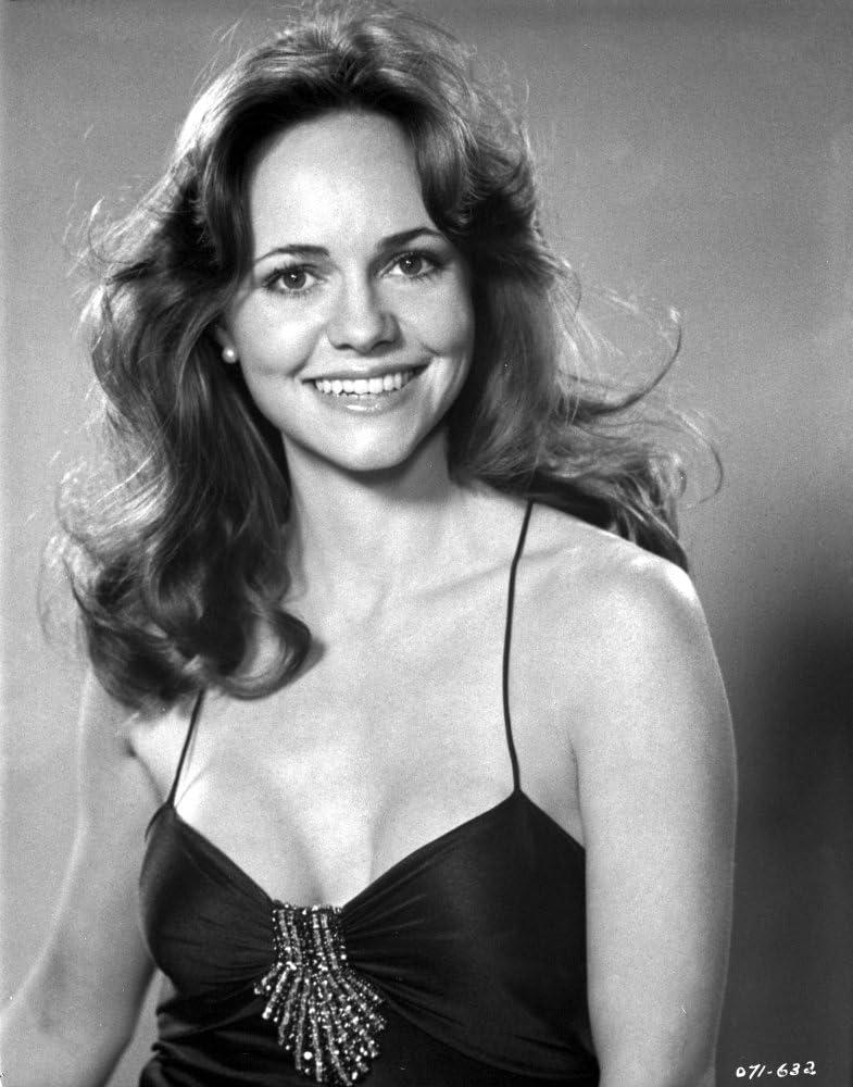Amazon.com: A portrait of Sally Field Photo Print (24 x 30 ...