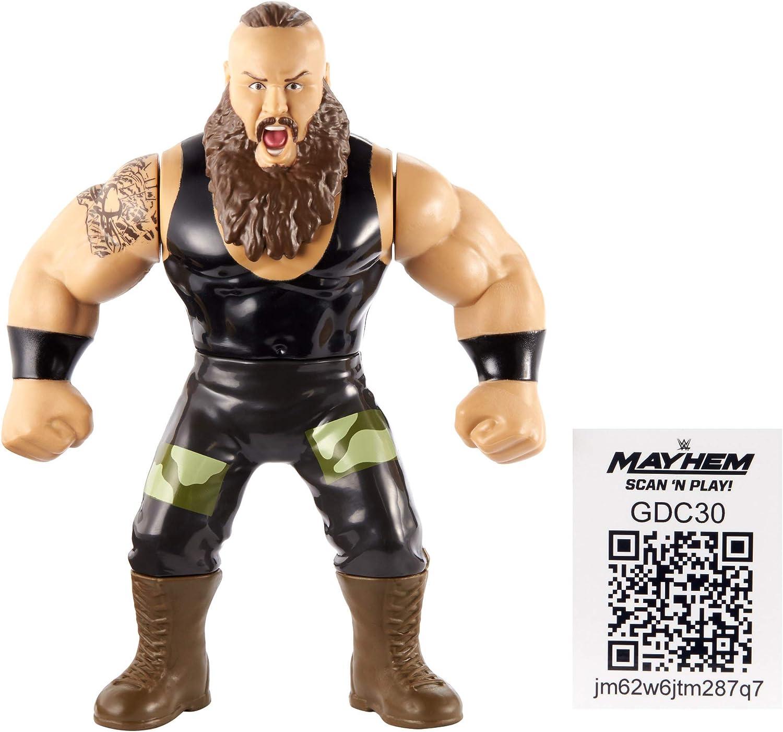 WWE Braun Strowman Retro App Action Figure