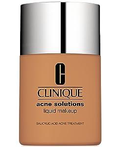 New! Clinique Acne Solutions Liquid Makeup, 1 oz / 30 ml, 07 Fresh Golden (D-G)