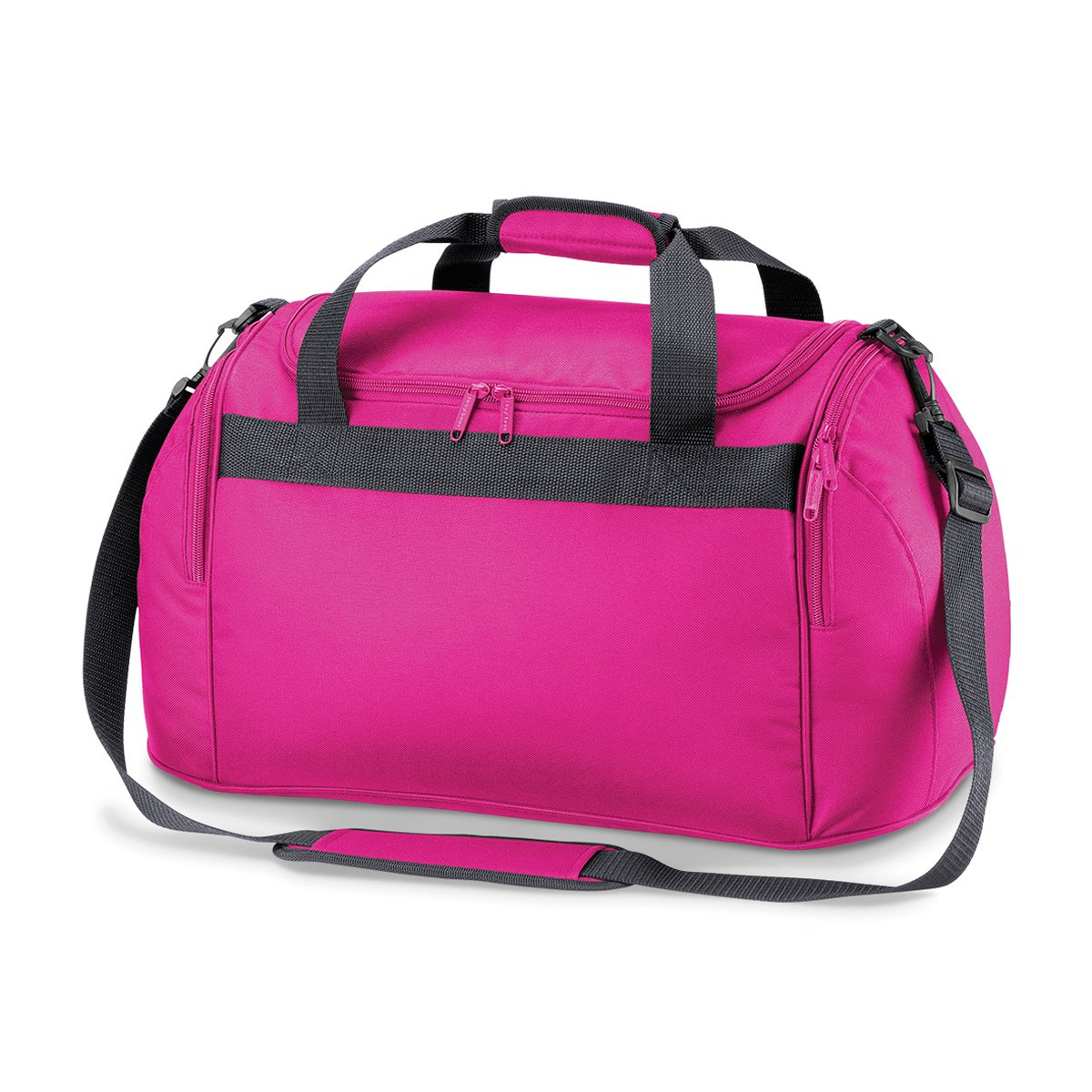 BagBase Travel Bag Adjustable Shoulder Pad Freestyle holdall 54x28x25cm 26L Tote