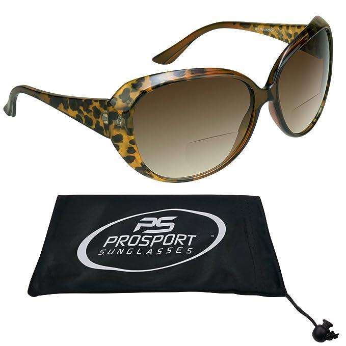 Amazon.com: Jackie O anteojos de sol con bifocales para ...