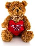 Loveislame Bertrand Shit Bitch Bear from