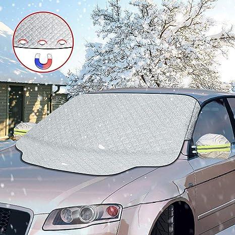 pluie et Soleil Bache couverture universel de Voiture protection de neige