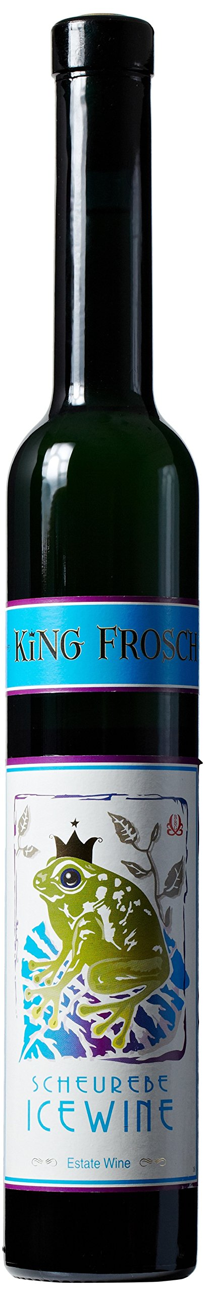 2005 King Frosch Scheurebe Eiswein 375 mL All Natural German Dessert Wine