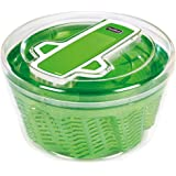 ZYLISS Swift Dry Salad Spinner, Small, Green