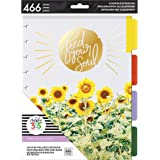 me & My Big Ideas MONT-13 The Happy Planner Wellness Extension, Multi