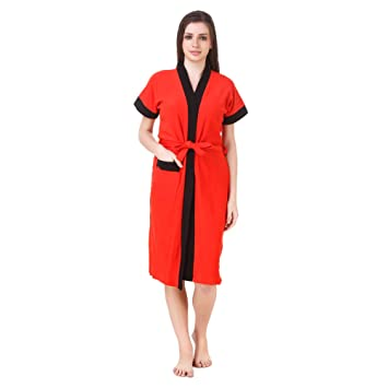 4cdc4378c Buy Bombshell Women s Bath Towel Gown (XL) Online at Low Prices in India -  Amazon.in