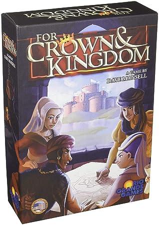 Rio Grande Games RGG522 - Juego de Mesa para Corona y Reino ...