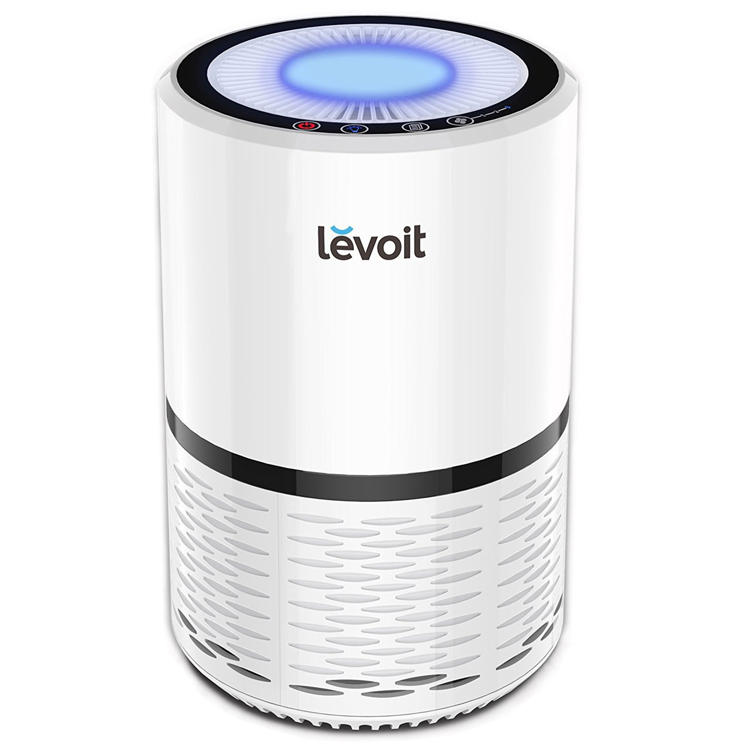 Best HEPA Air Purifier_Levoit Air Purifier Filtration with True HEPA Filter, Compact Odor Allergen Eliminator Cleaner for Room, Home, Pets, Smokers, Cooking, LV-H132