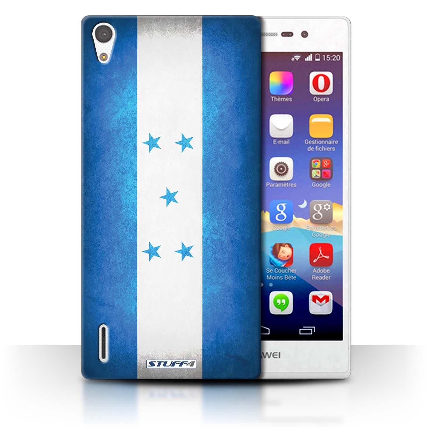 Carcasa/Funda STUFF4 dura para el Huawei Ascend P7 LTE ...