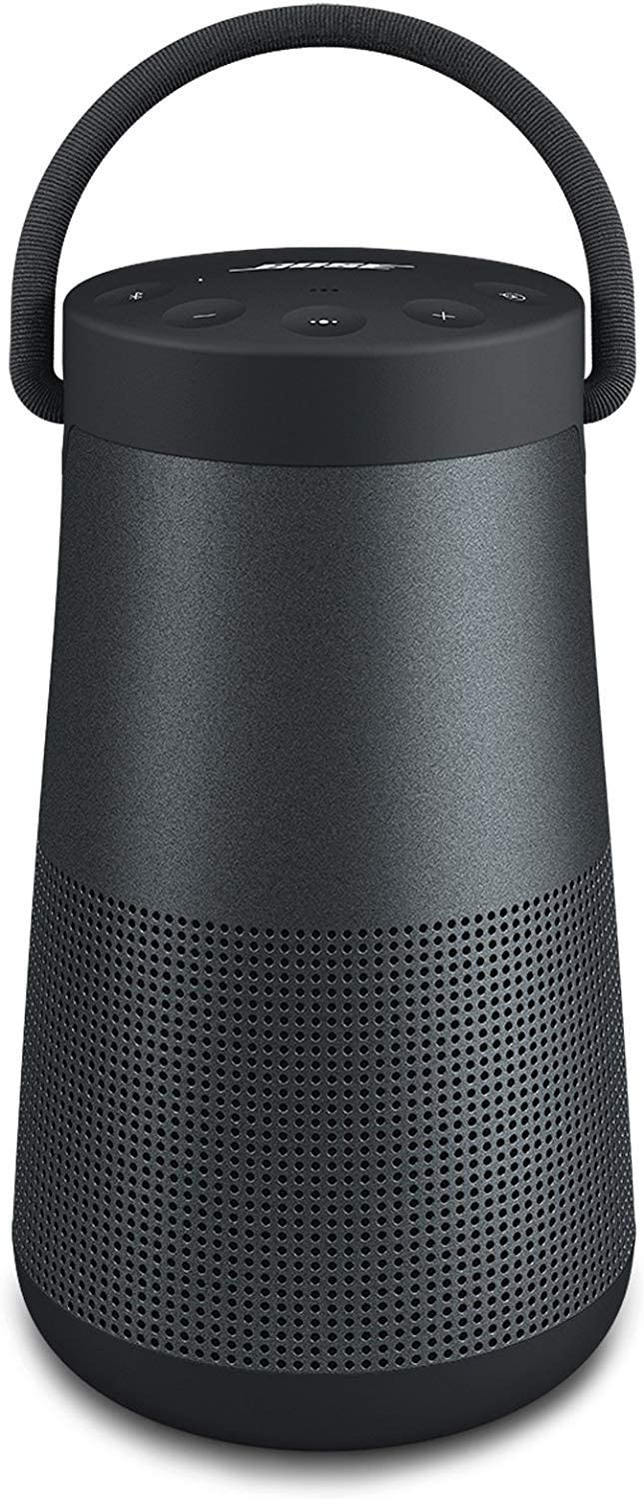 Bose SoundLink Revolve+ - Altavoz portátil con Bluetooth, Color Negro