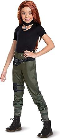 Disguise Kim Possible Disfraz clásico para niño