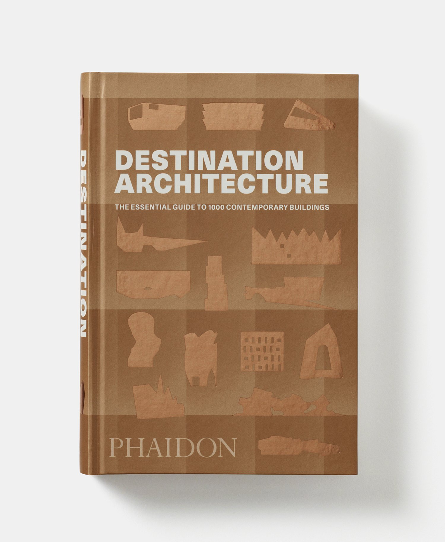 Destination Architecture: The Essential Guide to 1000 Contemporary  Buildings: Phaidon Editors: 9780714875354: Amazon.com: Books