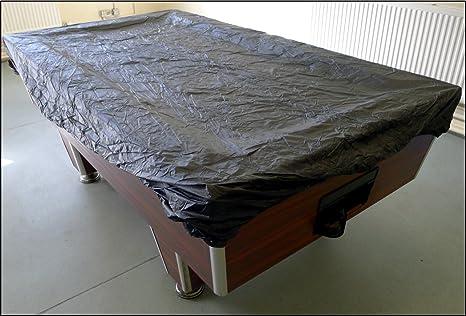 Negro ajustable 7 funda para mesa de billar snooker – resistente al ...
