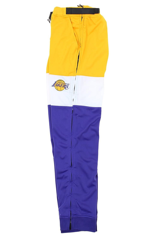 Los Angeles Lakers NBA estadio deportivo para hombre tear-away pantalones, color morado, Atlético, Large, Purple with Yellow & White: Amazon.es: Deportes y ...