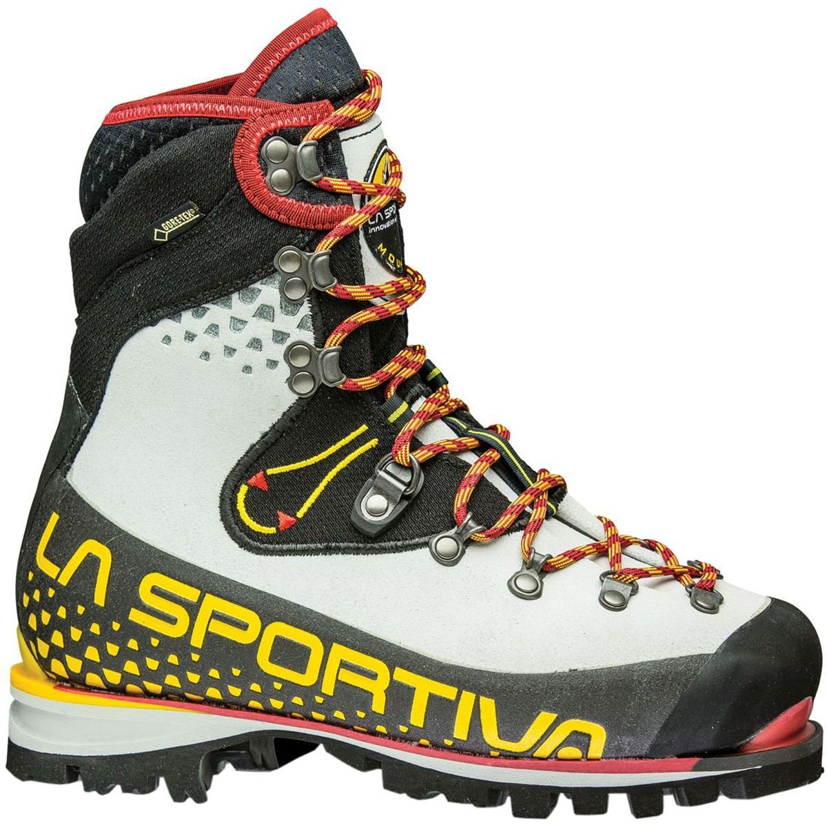 La Sportiva Nepal Cube GTX Mountaineering Boot - Women's B0101629ZQ 37 M EU|Ice