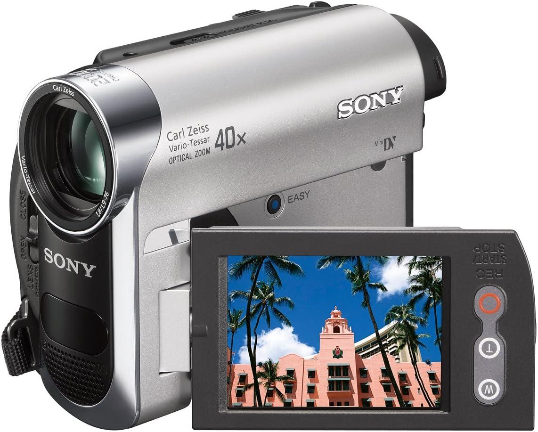 Sony DCRHC51E Mini Handycam With X40 Zoom