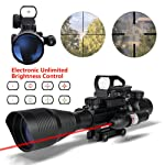 Aipa Tactical Combo Rifle Scope
