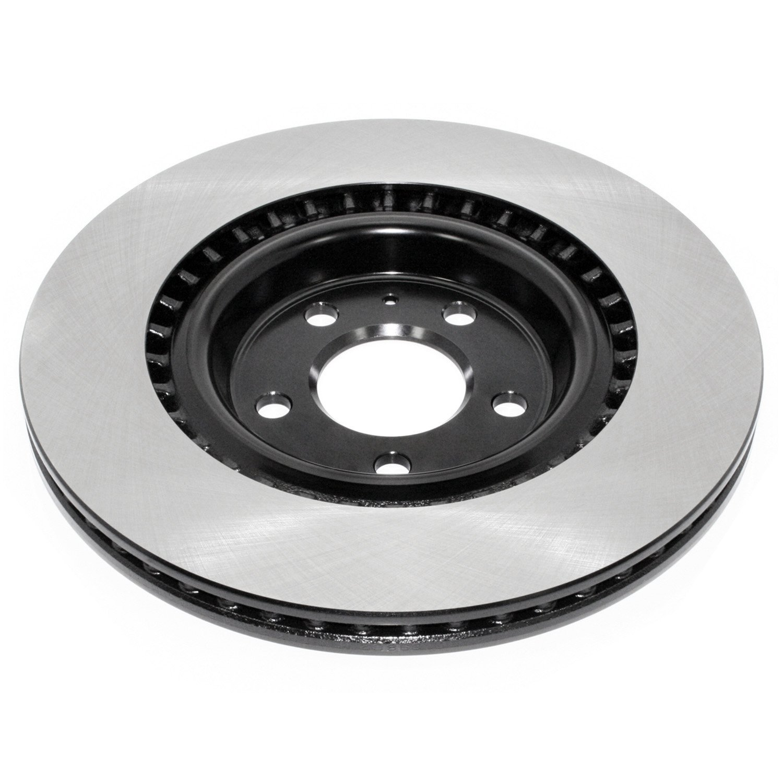DuraGo BR901398-02 Rear-Vented Premium Electrophoretic Brake Rotor