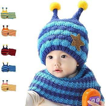 Amazon Fullkang Baby Boys Earflap Hat Winter Warm Pilot