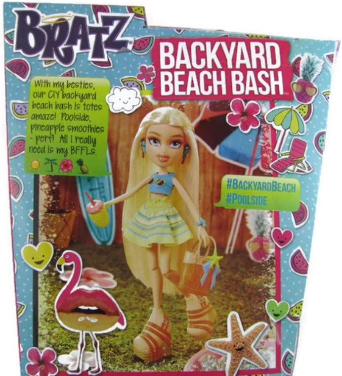Bratz Backyard Beach Bash-Cloe