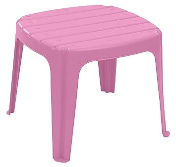 Pink Garden Furniture Amazon little tikes garden table pink toys games little tikes garden table pink workwithnaturefo