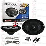 "Brand New Kenwood Sport Series 6x9"" 6x9-INCH 3-way Car Audio Speakers PAIR 800W Max"