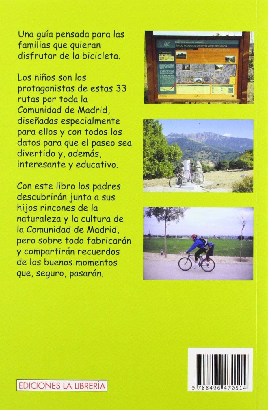 Bicicleta para niños por la comunidad de Madrid: 30 rutas ...