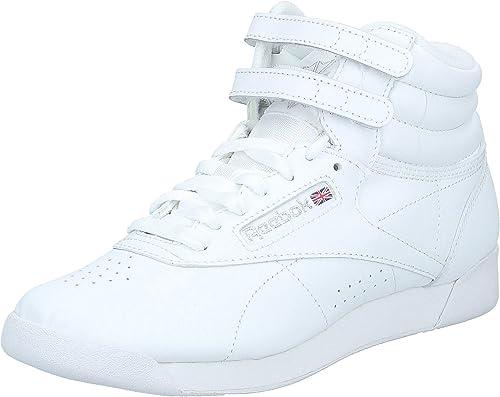 Reebok Freestyle Hi Women, Zapatillas de Estar por casa para Mujer: Reebok: Amazon.es: Zapatos y complementos