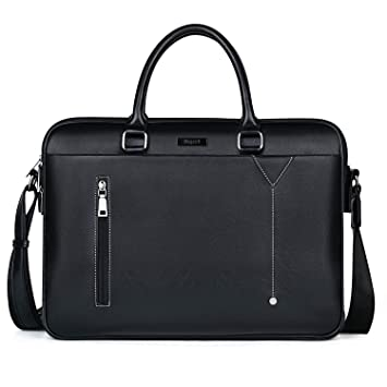 shop best sellers really cheap look out for Bageek Sac Homme Porte Document Malette homme cuir synthétique Cartable  homme 15,6'' Sac ordinateur homme Sac homme travail Sac a main homme  Sacoche ...