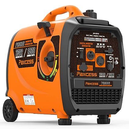 Amazon Com 2300 Watts Super Quiet Inverter Generator Portable