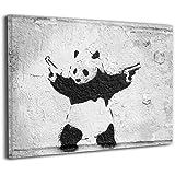 Steven Robert banksy バンクシー ポスター ストリートアートパネル アートフレーム アートボード インテリア絵画 おしゃれポスター 壁掛け絵画 アートストリート(40*50cm)