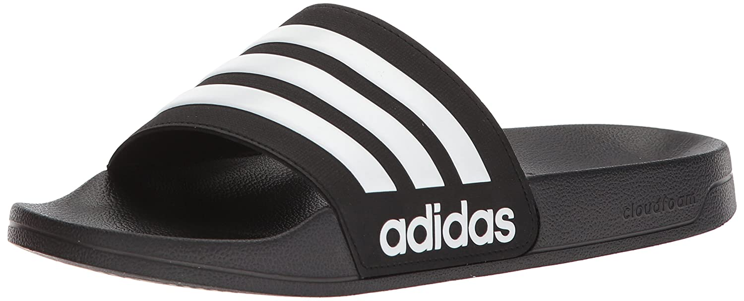 adidas Originals Adilette Slider Sandals In Pink | SHOES