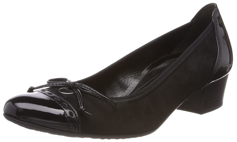 TALLA 37 EU. Gabor Shoes Comfort Fashion, Zapatos de Tacón para Mujer
