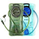 Hydration Bladder 2 Liter,Leak Proof Water Reservoir, BPA Free Military Water Storage Bladder Bag Hydration Pack…