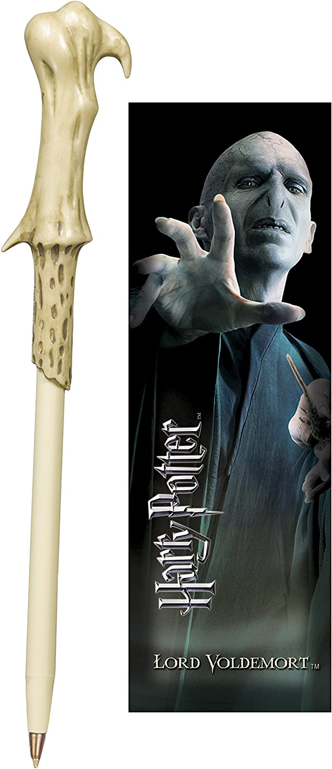 The Noble Collection Voldemort Wand Pen y Marcador
