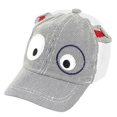 retail prices various colors reputable site Covermason Chapeaux de Soleil Bob Hat Protection Bonnet Chapeau Bébé  Casquette de Baseball en Coton pour Bébé Filles Garçon 1-3 Ans