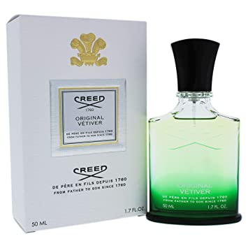 Creed De Homme Vetiver 50ml Original Eau Parfum Millésime q5LAR34cj