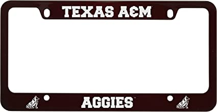 Texas A/&M University Inlaid License Plate