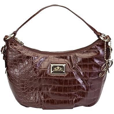 Paris Hilton Handbags - Bon-ton Brown Handbag