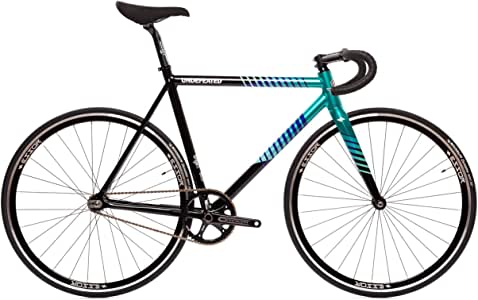State Bicycle Co. The Undefeated II 2016 7005 Aluminum Fixed Gear Bike