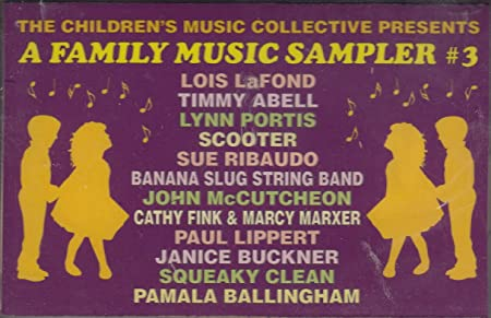 Various Artists - The Children's Music Collective Presents: A Family