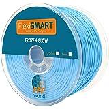 250 g. Frozen FlexiSMART 1.75 mm Filamento flessibile TPE per la Stampa 3D