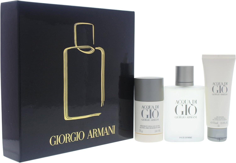 Armani Collezioni - Estuche de regalo eau de toilette acqua di giã² giorgio armani: Amazon.es: Belleza