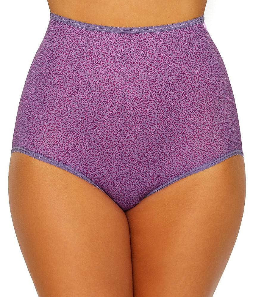 Bali Womens Standard Women's Skimp Skamp Brief Panty DF2633