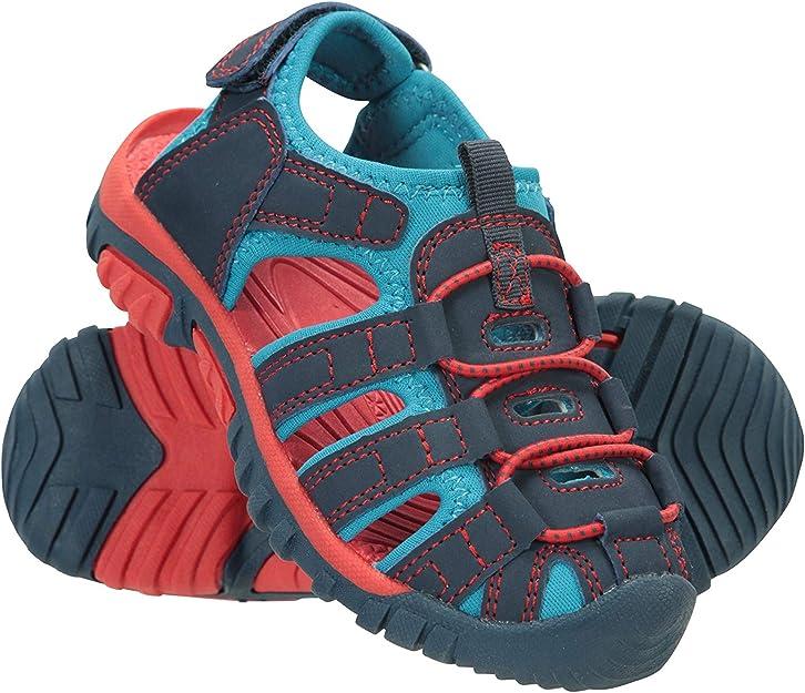 Mountain Warehouse Kids Bay Shandals Adjustable Boys Girls Summer Sandals