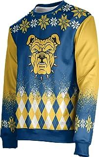 Unisex North Carolina A/&T State University Ugly Holiday Blizzard Sweater