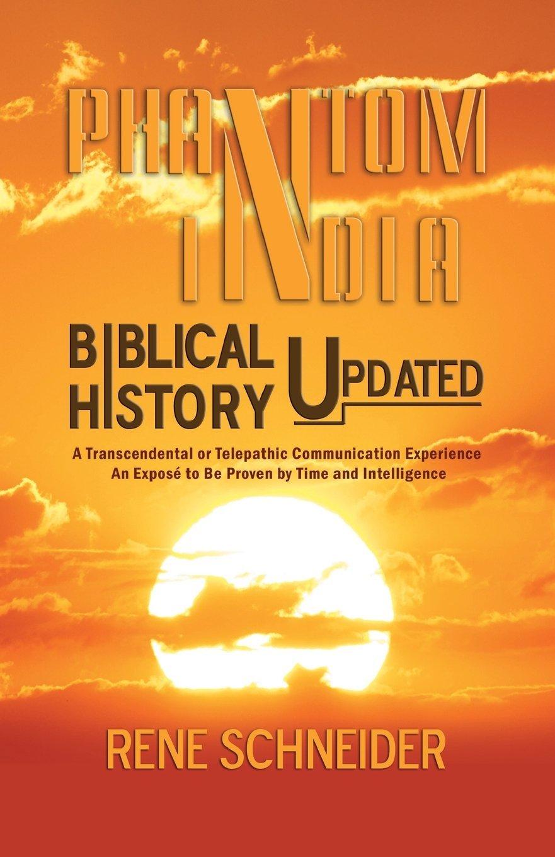Download Phantom India: Biblical History Updated Text fb2 book