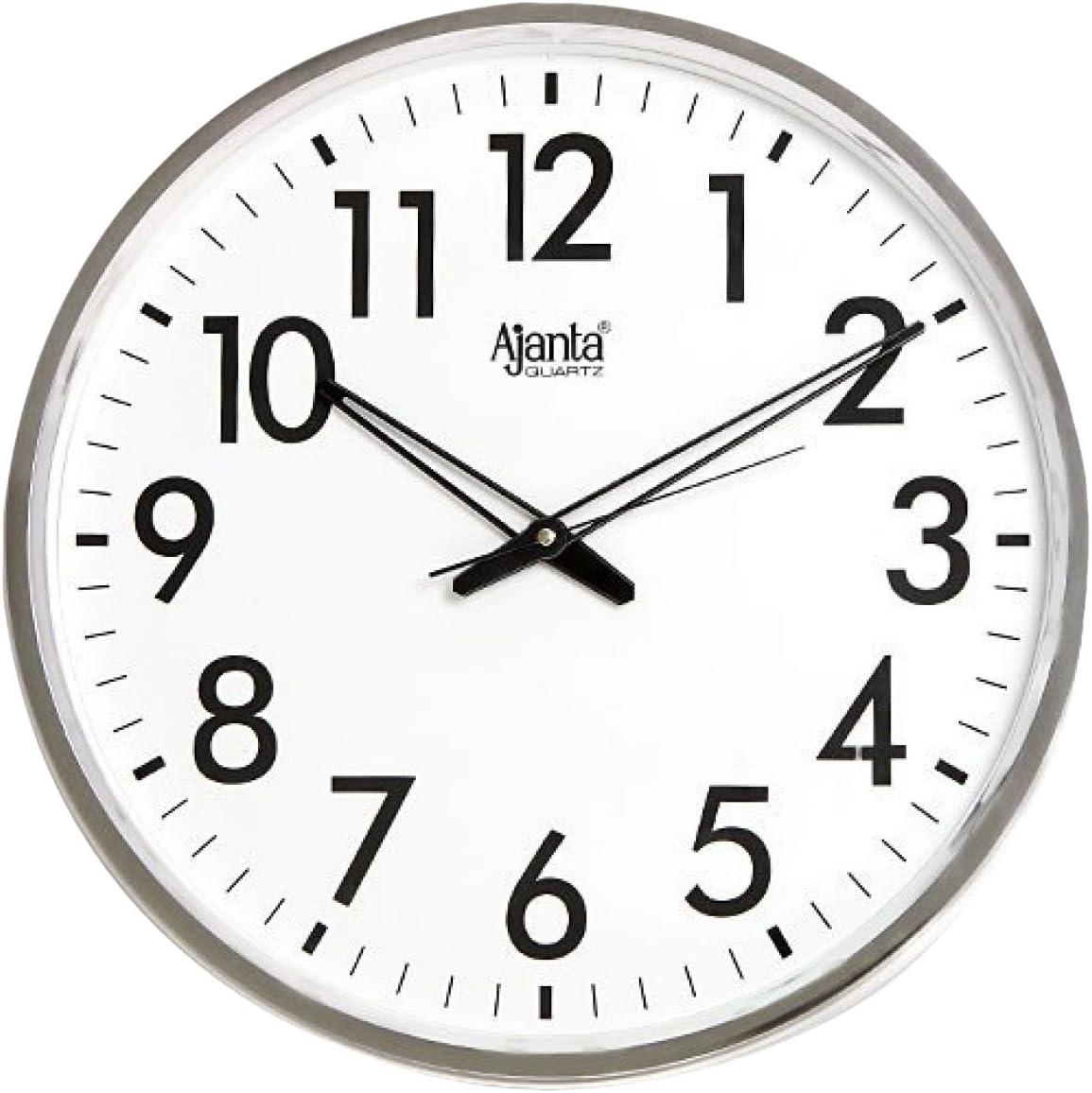 Ajanta Premium Analog Wall Clock Silent Movement